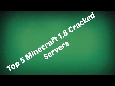 [2018] Minecraft TOP Cracked Servers