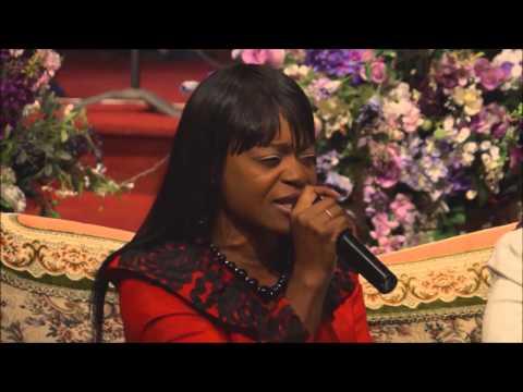 Prophetess Marcia Morrison With Dr. Michelle Corral Prophetic Telecast
