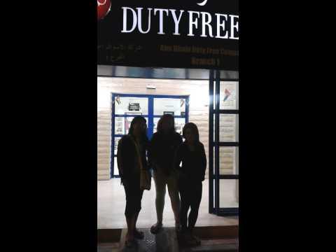 Duty free saudi border