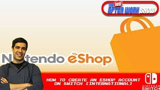 How To Create A Nintendo eShop Account [US, UK, Japan & More]