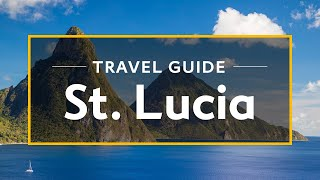 St. Lucia Vacation Travel Guide | Expedia (4K 60fps)