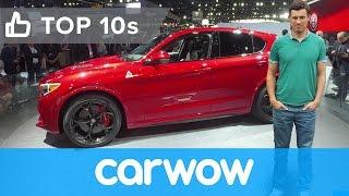 Alfa Romeo SUV revealed - is the Stelvio Quadrifoglio the hottest 4X4 ever? | Top 10s