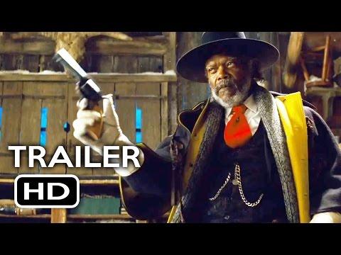 The Hateful Eight Official Trailer #2 (2016) Samuel L. Jackson, Quentin Tarantino Movie HD
