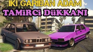 GTA 5 Multiplayer / BMW E30 & TOFAŞ ŞAHİN