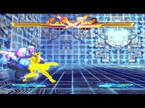 Street Fighter x Tekken Ver.2013: Online Endless Battle# pt2