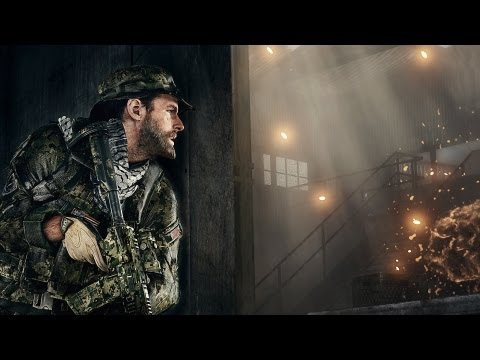 Medal of Honor Warfighter - Single Player Basilan Gameplay HD