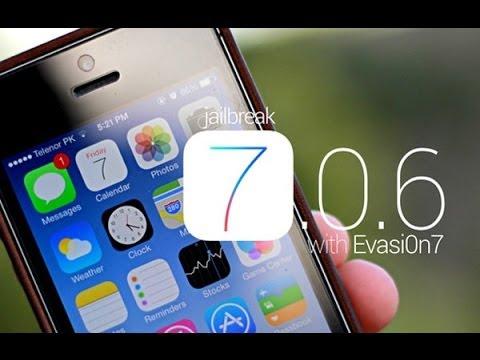 jailbreak iOS 7.0.6 рус