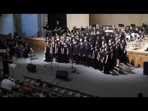 Fletcher Academy Choir Spring Concert 2014 - 05/11/2014