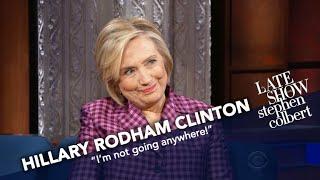 Hillary Rodham Clinton Experienced Putin
