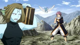 Fairy Tail episode 207 english dub