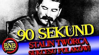 Stalin Autorem Cudu Nad WisŁĄ OdwaŻne SŁowa Polskiego Historyka 90 Sekund