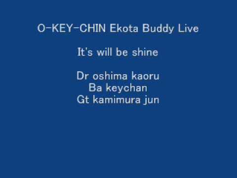 O-KEY-CHIN Live2 It's will be shine.wmv Video
