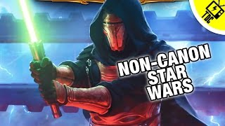 The 10 Best Non-Canon Star Wars Characters! (The Dan Cave w/ Dan Casey)