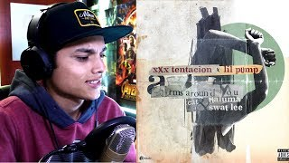 Reaccion Xxxtentacion Lil Pump Ft Maluma Swae Lee 34 Arms Around You 34 Official Audio
