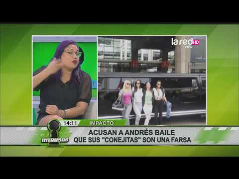 Acusan a Andrés Baile de fraude por sus falsas