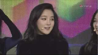 121127 ArirangTV Simple K-POP ???(SPICA) - LONELY
