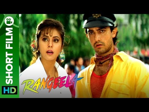 Rangeela | A Love Triangle With A Mumbaiyya Twist! | Full Movie Live On Eros Now
