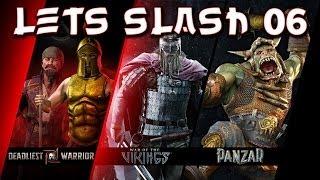 Let's Slash 006 - Dies ist nicht Sparta [deutsch] [720p]