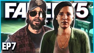 CHASED BY THE CULT | Far cry 5 EP7 | coop infamous mode