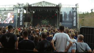 Nile - Sarcophagus ( live @ Brutal Assault 2017 )