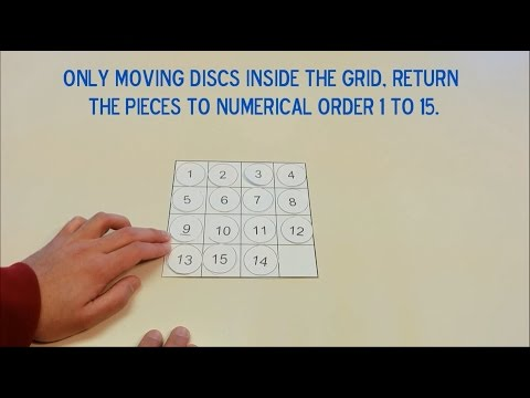 The 15 Puzzle - Can You Solve The Most Popular Puzzle of the 1880s?