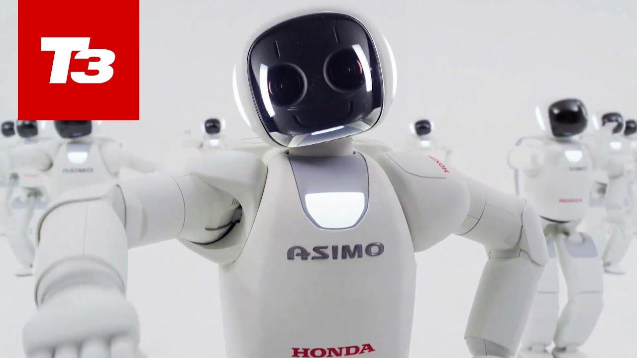 Robot Humanoide Honda Honda Asimo Humanoid Robot