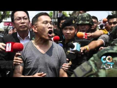 Thai footballer rape accusation, social media immigration form, Songkran drugs and guns,