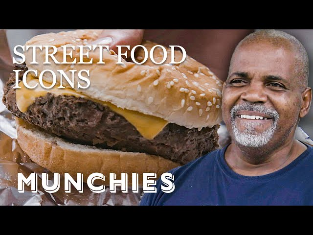 2 Burgers in Harlem - Street Food Icons