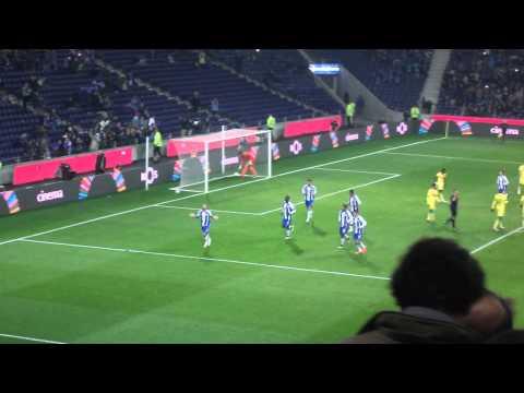 Golo Ricardo Quaresma || FC Porto 2 - 0 Pa�os de Ferreira