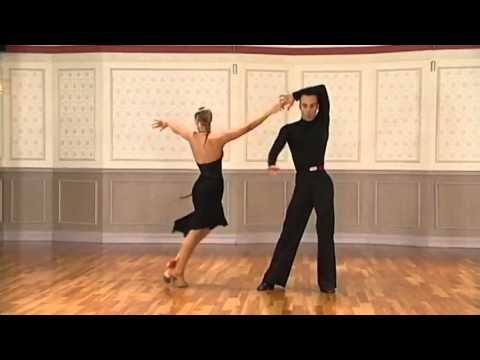 Learn Basic Rumba Routine by Franco Formica & Oxana Lebedew