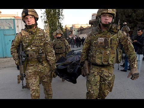 Kabul Bomb Blast   Near Spanish Embassy   8 Injured, 2 Killed   Full Video Footage