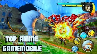Top 10 NEW Anime Games for Android/IOS 2018-2019 (High Graphics)