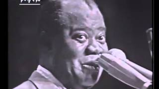 Клип Louis Armstrong - Blueberry Hill