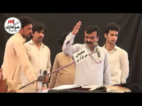 Zakir Qazi Waseem Abbas I YadGar Majlis 10 August 2018 I Qasiday And Masiab | Sandhilianwali City
