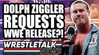 Real Reason Fiend Not On WWE TV REVEALED! Dolph Ziggler Requests WWE Release? | WrestleTalk Aug 2019
