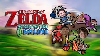 #OcarinaOfTime ONLINE! Time to grow up