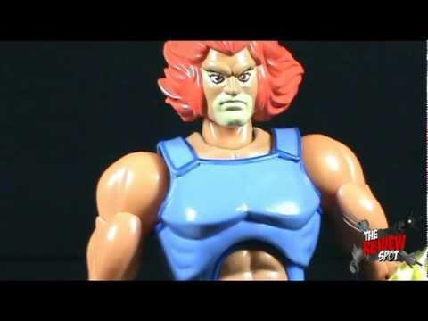 Thundercats Classic on Toy Spot   Bandai Thundercats Classics Lion O