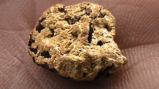 Metal Detecting for Gold Nuggets in WA 2014 (pt 2)