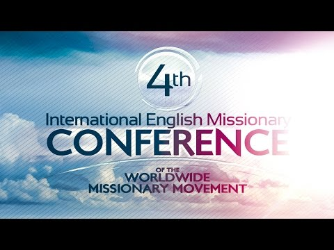 Cuarta Conferencia Misionera Internacional 05