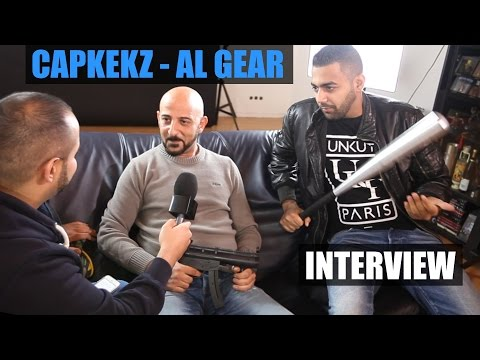 Capkekz & Al-gear Interview: Capoera, Eko, Kay One, Milfhunter, Tour, Farid Bang, Summer Cem, Tipico video