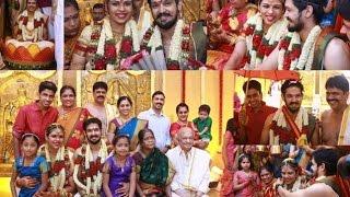 Actor Nakul-Shruti Wedding Album