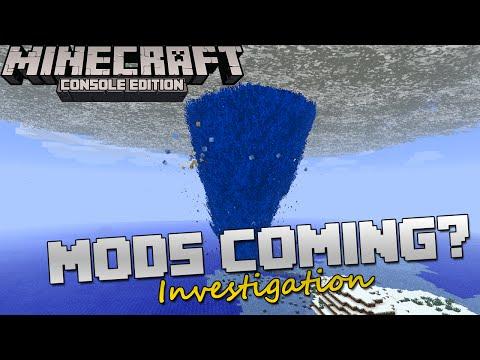 Minecraft Xbox & Playstation: 4J Studios Hinting at Mods Coming? | [Investigation]