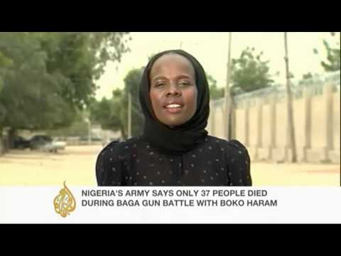Death toll in Nigeria unclear after battle with Boko Haram