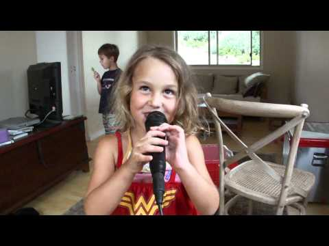 2011 jan olivia singing with voice changer
