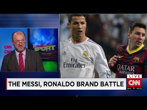 Ronaldo vs. Messi - Who is the most marketable? | Ballon d'Or shortlist