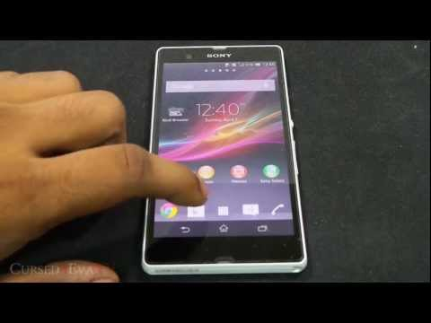 Sony Xperia Z  - How to fix broken NFC (C6602 & C6603) - Cursed4Eva.com
