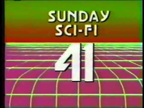 Sunday Sci-Fi Theater opening KSHB 41 1984