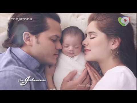 Entrevista a Iamdra Fermín donde nos cuenta ¿Cómo va en el ejercicio de su maternidad? - Con Jatnna