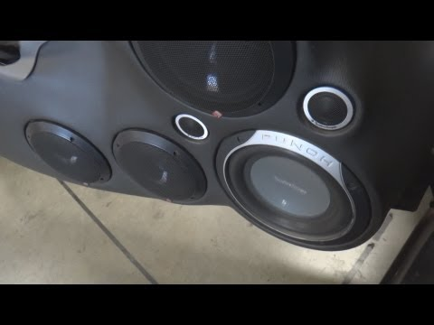Feed the Beast - 30.000 Watt Sound System Eats Everything