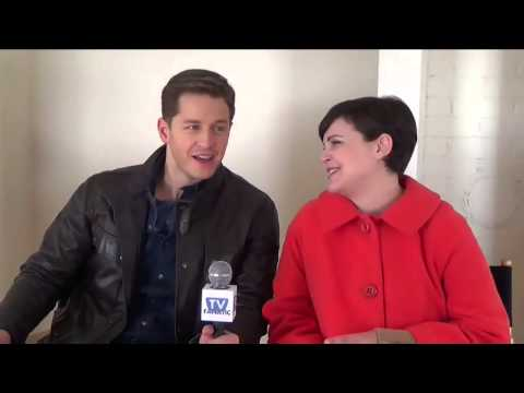 Josh Dallas and Ginnifer Goodwin Scoop Once Upon a Time Season 3